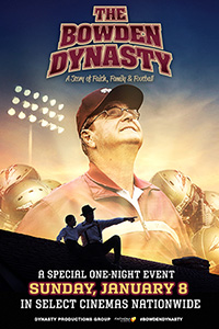 The Bowden Dynasty Poster