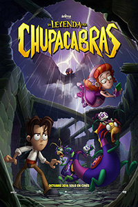 La Leyenda Del Chupacabras  (Spanish with English Subtitles) Poster
