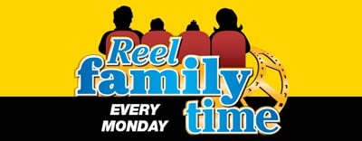 Banner image for Reel Family Time
