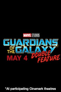 Guardians Of The Galaxy Double Feature Poster