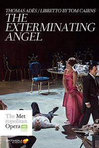 Met Opera: The Exterminating Angel Poster