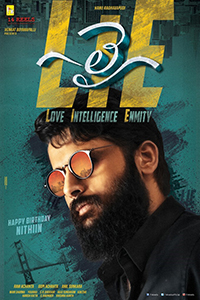 Lie (Telugu with no subtitles) Poster