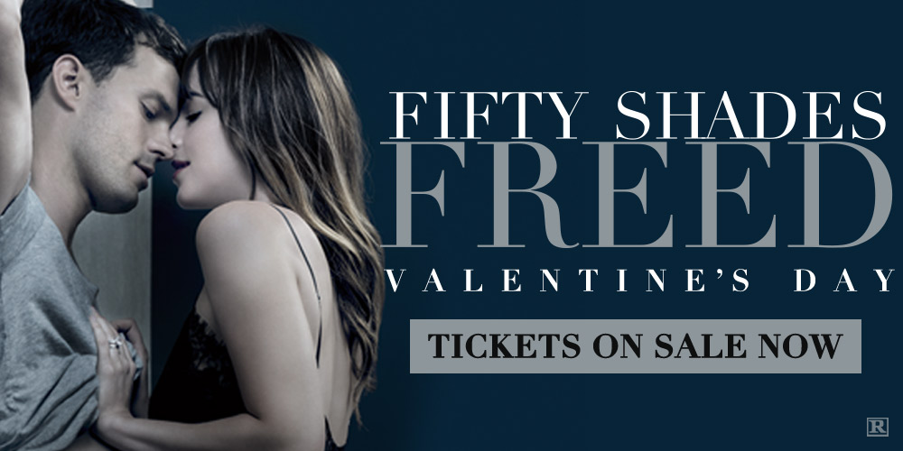 Trailer for Fifty Shades Freed