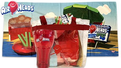 Airheads Candy Prize Packs