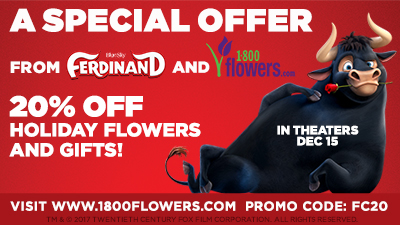 1800 Flowers Discount Offer!