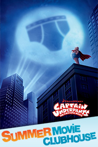 Captain Underpants: The First Epic Movie - SMC Poster