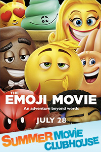 The Emoji Movie - SMC Poster