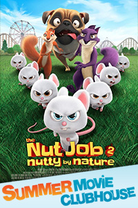 Nut Job 2: Nutty By Nature - SMC Poster