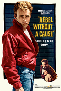 Rebel Without a Cause (1955) presented by TCM Poster
