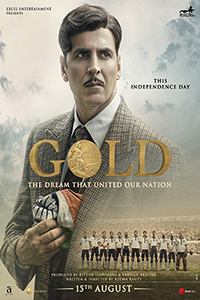 Gold (Hindi with English subtitles) Poster