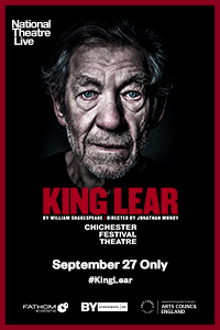 NT Live: King Lear Poster