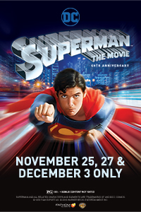 Superman 40th Anniversary Poster