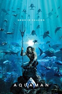 Aquaman RealD 3D Cinemark XD Fan Event Poster