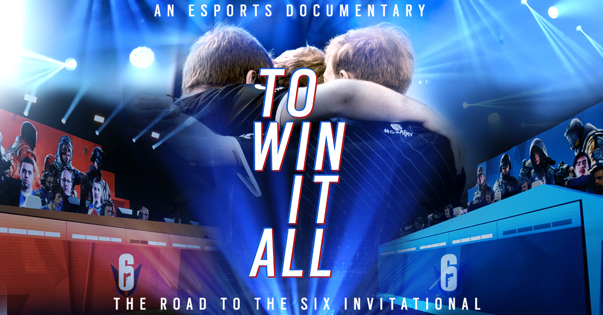 Trailer for To Win It All: The Road to the Six Invitational - Red Carpet Premiere Presented by Ubisoft