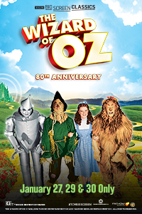 The Wizard of Oz 80th Anniversary (1939) presented by TCM Poster