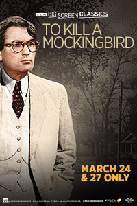 To Kill a Mockingbird (1962) presented by TCM Poster