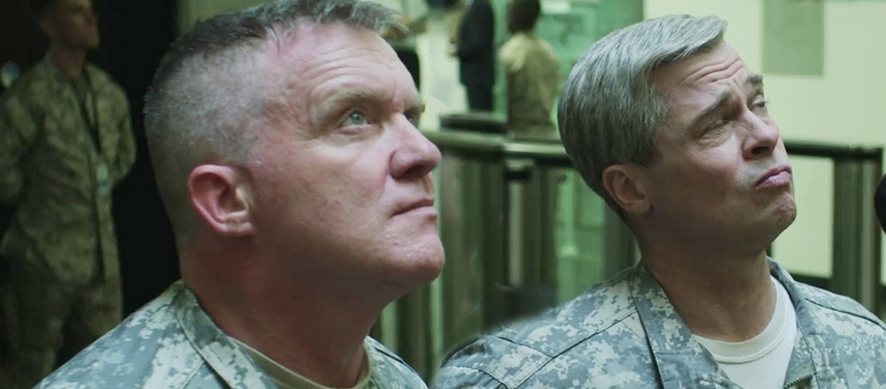 Anthony Michael Hall in War Machine