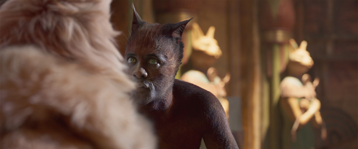 New Cats Movie Trailer Official: Putting on a Cat Talent Show