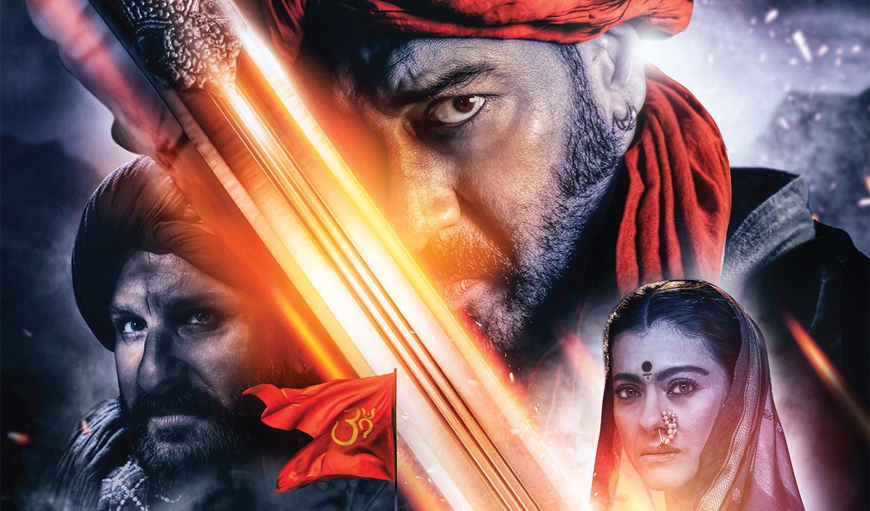 The best new Indian movies: Tanhaji: The Unsung Warrior