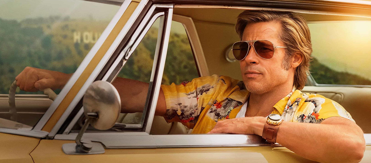 Drive-By Birthday Party: Once Upon a Time in Hollywood