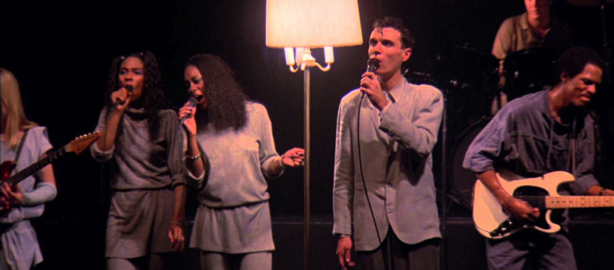 Quarantine Birthday Dance Party: Stop Making Sense